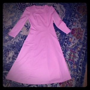 True Vintage handmade dress